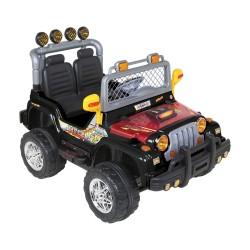 Aliş 504 Mega Çift Kişilik 12 Volt Akülü Jeep