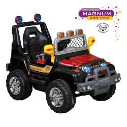Aliş 503K Magnum Off-Road 12 Volt Uzaktan Kumandalı Turbo Akülü Jeep