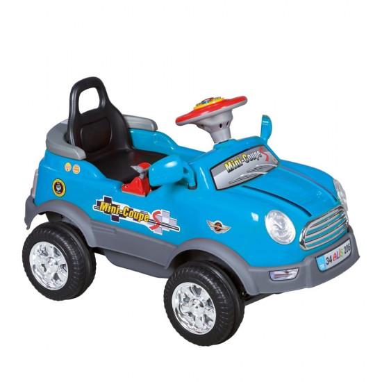 Aliş 206K Mini Coupe 12 Volt Uzaktan Kumandalı Akülü Araba