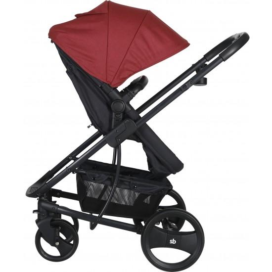 SB İcon Travel Sistem Bebek Arabası
