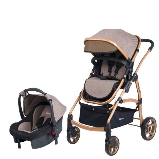 Baby Care Travel Sistem Bebek Arabası