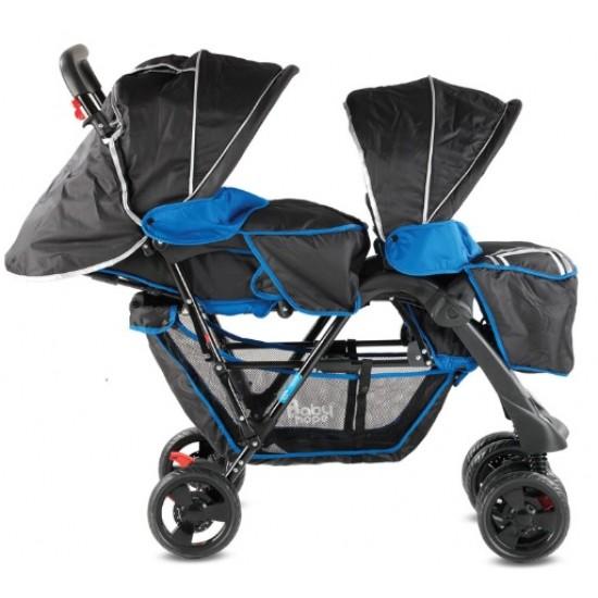 Babyhope İkiz Bebek Arabası