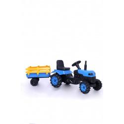 Römorklu & Pedallı Traktör
