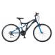 26 Jant Master Çift Amortisörlü 21 Vites Bisiklet